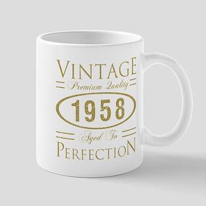 Vintage 1958 Premium Mugs
