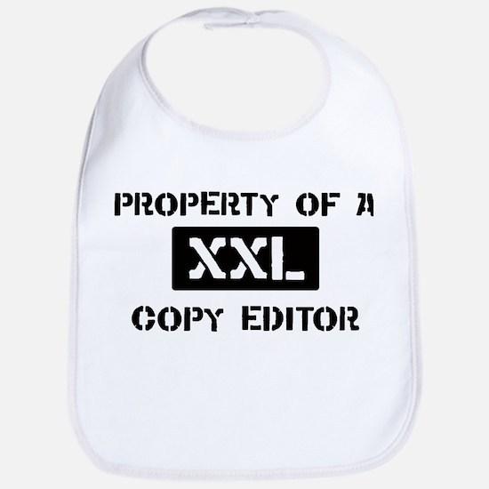 Property of: Copy Editor Bib