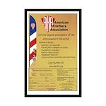 Membership poster - -11 by 17 -- LOWER PRICE