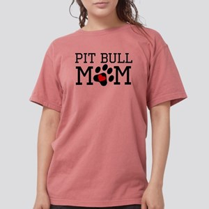 Pit Bull Mom T-Shirt