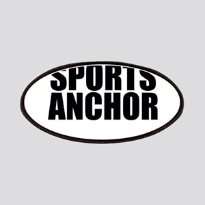 Trust Me, I'm A Sports Anchor Patch