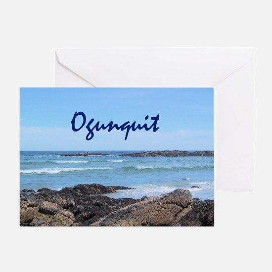 Funny Maine Greeting Card