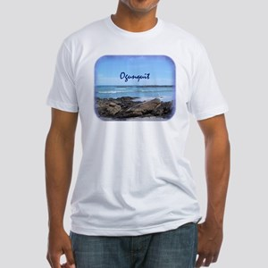 Ogunquit Maine Coastline T-Shirt