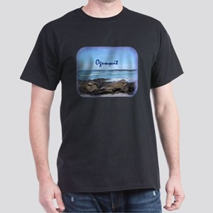 Ogunquit Maine Coastline T-Shirt