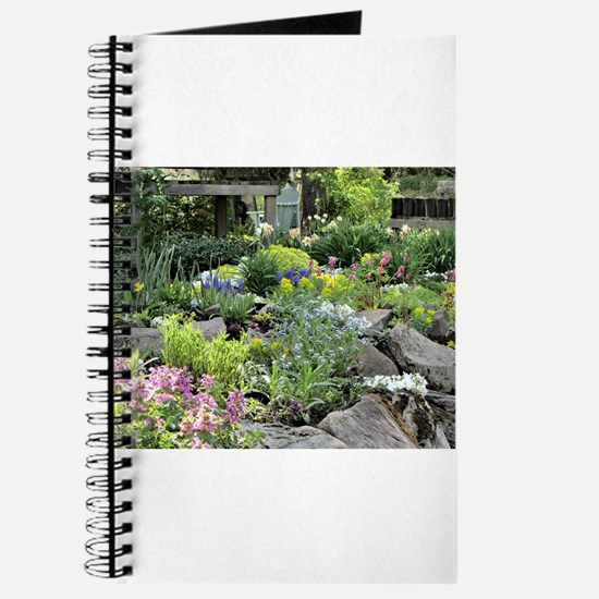 Secret Spring Garden Journal