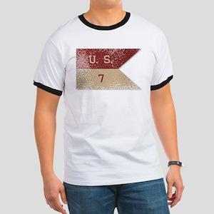 7th Cavalry Flag T-Shirt