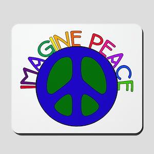 Imagine Peace Mousepad