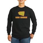 SNL More Cowbell Long Sleeve Dark T-Shirt