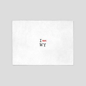 WY 5'x7'Area Rug