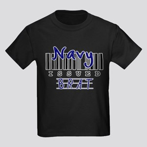 ISSUEDnavyBRAT T-Shirt
