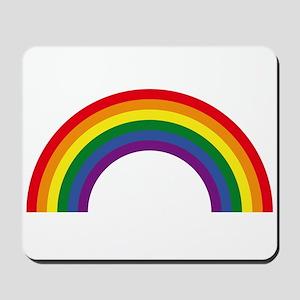 Rainbow / Arc-En-Ciel / Arcoíris (6 Colo Mousepad