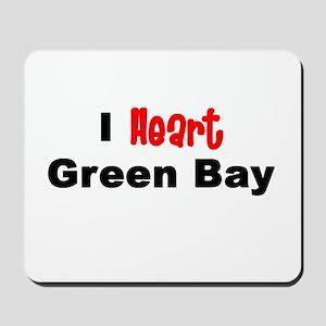 Green Bay Mousepad