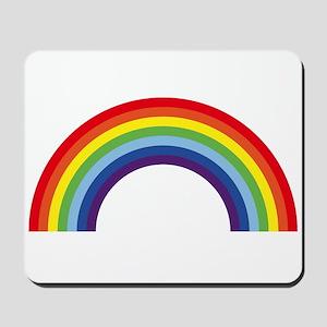 Rainbow / Arc-En-Ciel / Arcoíris (7 Colo Mousepad