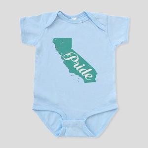 California Pride Infant Bodysuit