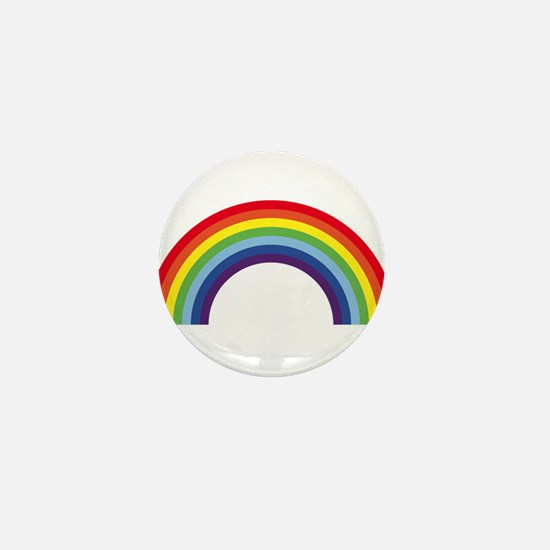 Rainbow / Arc-En-Ciel / Arcoíris (7 Co Mini Button