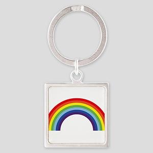 Rainbow / Arc-En-Ciel / Arcoíris (7 Colo Keychains