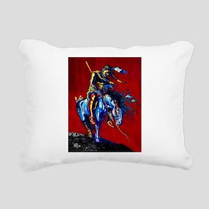 Transcend Rectangular Canvas Pillow