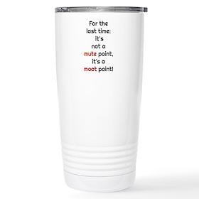 Mute Point Mugs