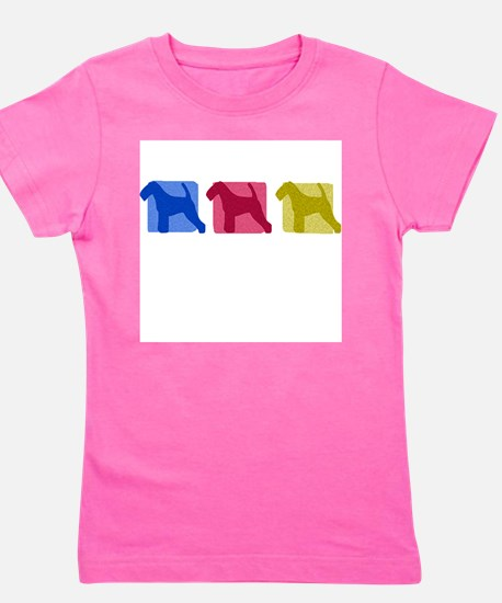 Color Row Welsh Terrier T-Shirt