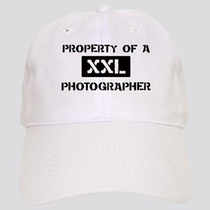 Property of: Photographer Cap