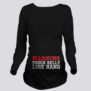 Design Long Sleeve Maternity T-Shirt