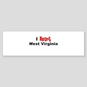 West Virginia2 Bumper Sticker