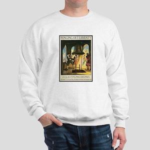 Philly Liberty Bell Vintage P Sweatshirt