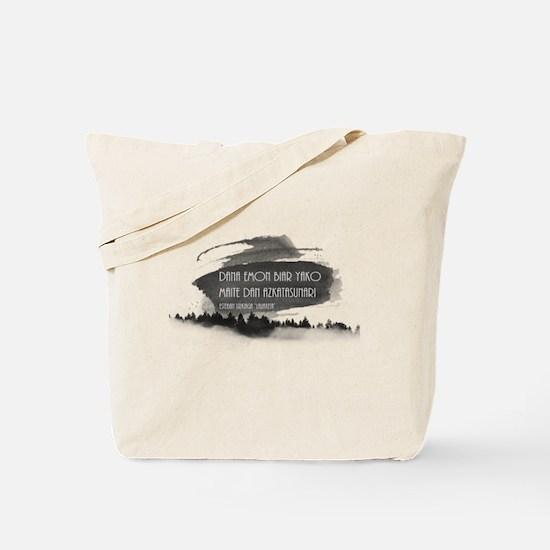 Funny Euskadi Tote Bag