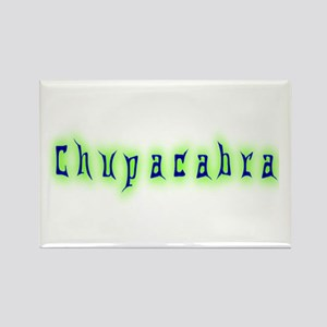 CT-Chupracabra Text Rectangle Magnet