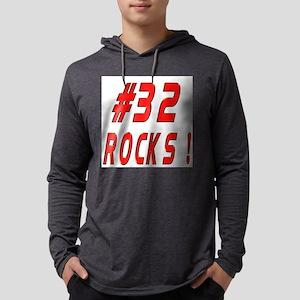 32 Rocks ! Long Sleeve T-Shirt