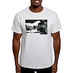 Play Guitar Ash Grey T-Shirt