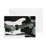 Play Guitar Greeting Cards (Pk of 10)