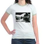 Play Guitar Jr. Ringer T-Shirt