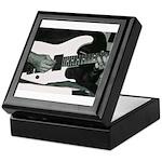 Play Guitar Keepsake Box