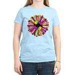 Tumini Notes Women's Light T-Shirt