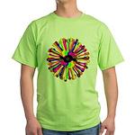 Tumini Notes Green T-Shirt