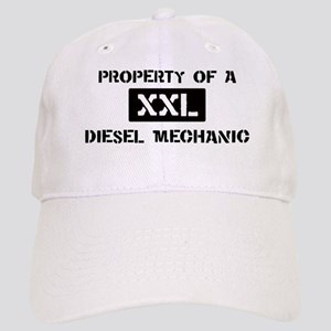 Property of: Diesel Mechanic Cap