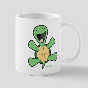 Skuzzo Happy Turtle Stainless Steel Travel Mugs