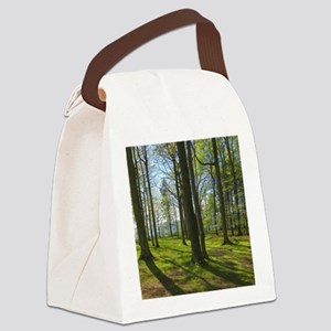 Nature scenery Canvas Lunch Bag