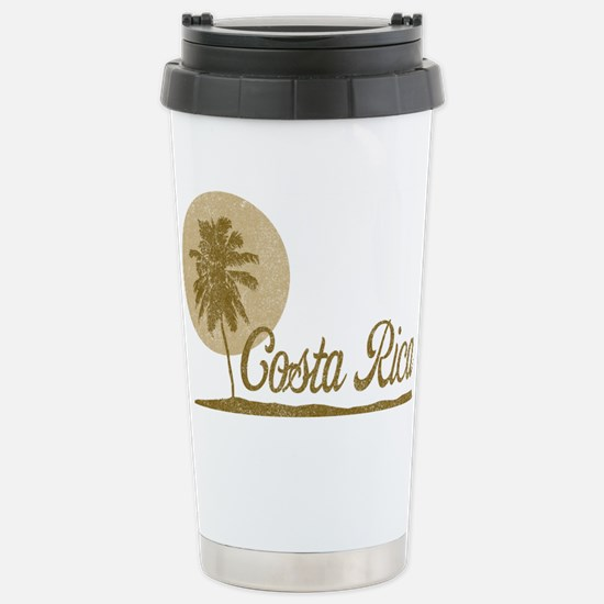 Palm Tree Costa Rica Mugs