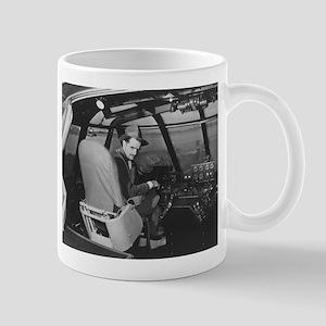 Howard Hughes in Spruce Goose Mugs