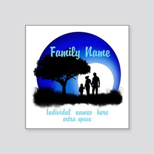 Happy Family Sticker