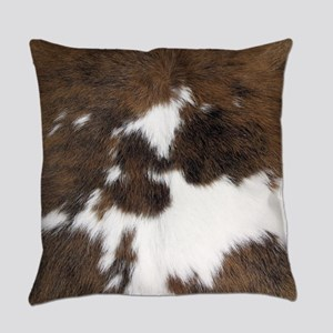 Cowhide Everyday Pillow