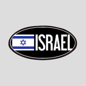 Israel: Israeli Flag & Israel Patch