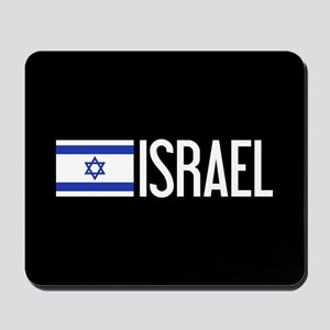 Israel: Israeli Flag & Israel Mousepad