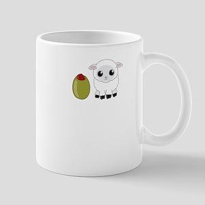 Olive Ewe Mugs