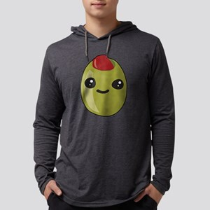 Cute Olive Long Sleeve T-Shirt