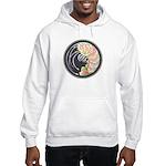 Bright Shrimp Hooded Sweatshirt