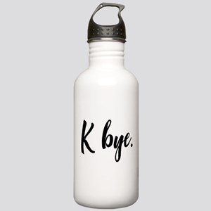 K Bye Water Bottle