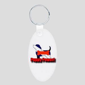 Puppy Pride Power! Keychains